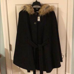 Woman's Cape Coat